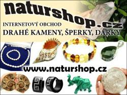 Naturshop.cz - internetový obchod šperky, jaspis, drahé kameny, dárky